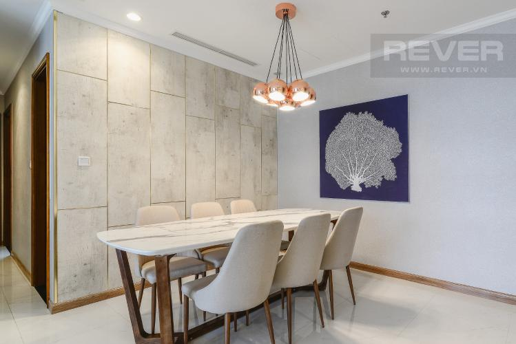 Phòng Ăn Căn hộ Vinhomes Central Park 3 phòng ngủ tầng trung C3 đầy đủ nội thất