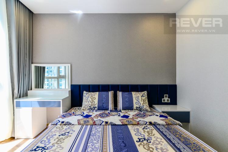 Phòng Ngủ 1 Căn hộ Vinhomes Central Park 2 phòng ngủ tầng trung P7 hướng Đông Nam