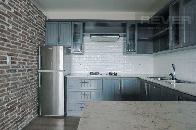 Phòng Bếp Bán căn hộ Grand View Quận 7 tầng thấp 2PN đầy đủ nội thất