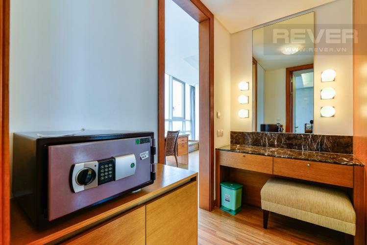 Phòng Tắm 3 Cho thuê căn hộ Xi Riverview Palace tầng cao, 3PN, đầy đủ nội thất, view sông