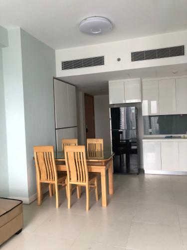 Phòng khách Gateway Thảo Điền Quận 2 Căn hộ Gateway Thảo Điền nội thất tiện nghi, view Landmark 81.