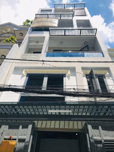 Bán nhà phố hẻm 3m đường Đỗ Tấn Phong phường 9 quận Phú Nhuận, diện tích đất 50m2