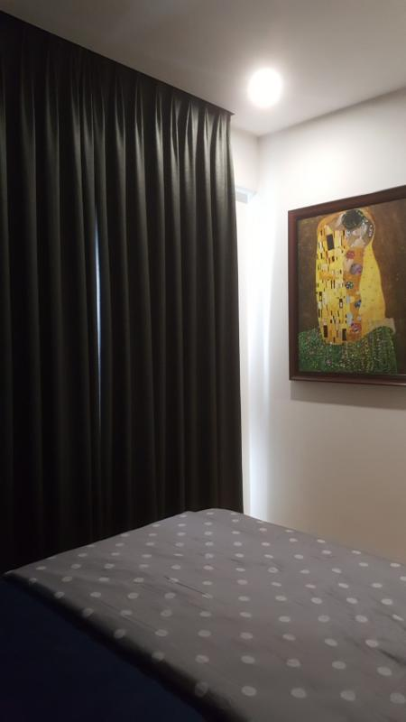 486deabbdfa939f760b8 Bán căn hộ Masteri Millennium 1 phòng ngủ, Block A, diện tích 54m2, đầy đủ nội thất