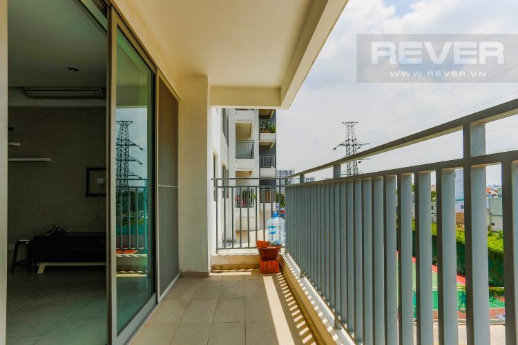 Ban Công Căn hộ The View Riviera Point tầng thấp, 96m2, 2 phòng ngủ, full nội thất