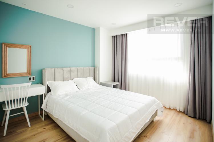 Phòng Ngủ 1 Căn hộ Scenic Valley tầng thấp, 2PN đầy đủ nội thất, view hồ bơi