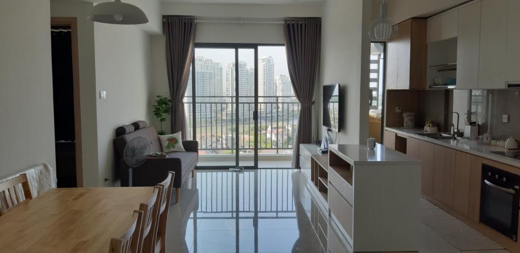Cho thuê căn hộ The Sun Avenue tầng thấp 3 phòng ngủ diện tích 105.5m2