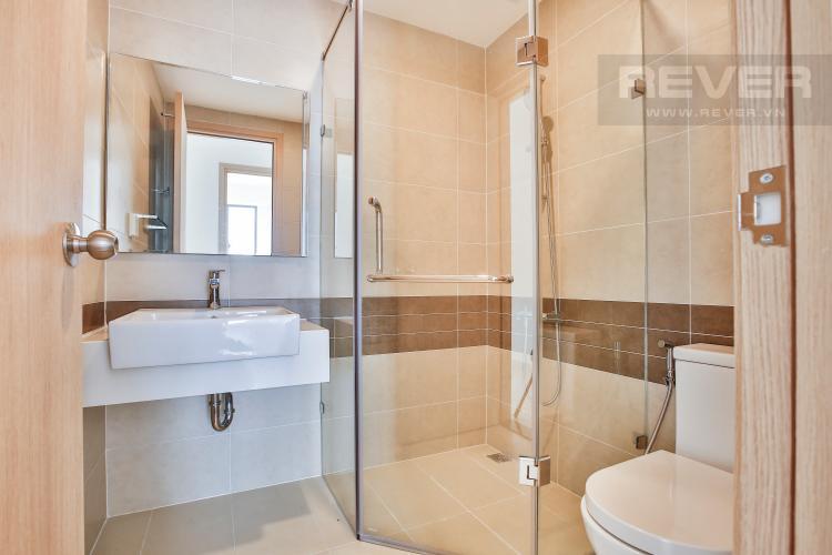 Toilet 2 Căn hộ RiverGate Residence 2 phòng ngủ tầng thấp tháp A view sông