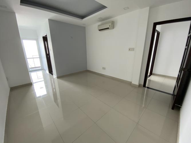 PHÒNG NGỦ biệt thự KDC Nam Long Q7 Biệt thự KDC Nam Long nội thất cơ bản, tông trắng, thiết kế hiện đại.