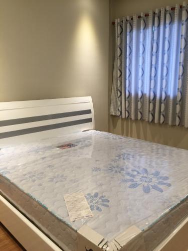Phòng ngủ căn hộ The Gold View Căn hộ The Gold View đầy đủ nội thất, view sông mát mẻ trong lành.