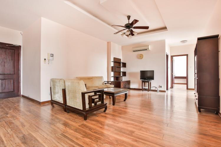 Căn hộ Chung cư Copac 3 phòng ngủ đầy đủ nội thất