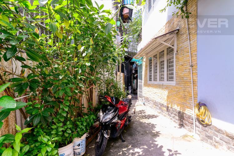 Lộ Giới Bán nhà phố hẻm đường Yên Đỗ, 2 tầng, 4 phòng ngủ, cách chợ Bà Chiểu 100m