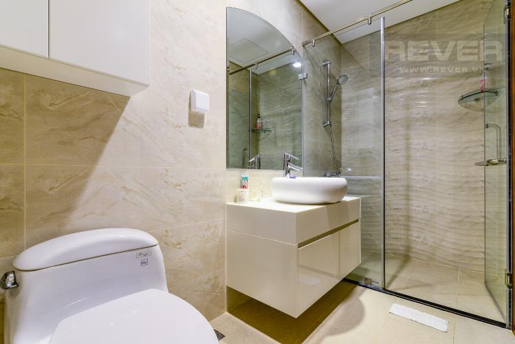 Phòng Tắm 2 Căn hộ Vinhomes Central Park tầng cao, tháp Landmark 2, 3PN đầy đủ nội thất