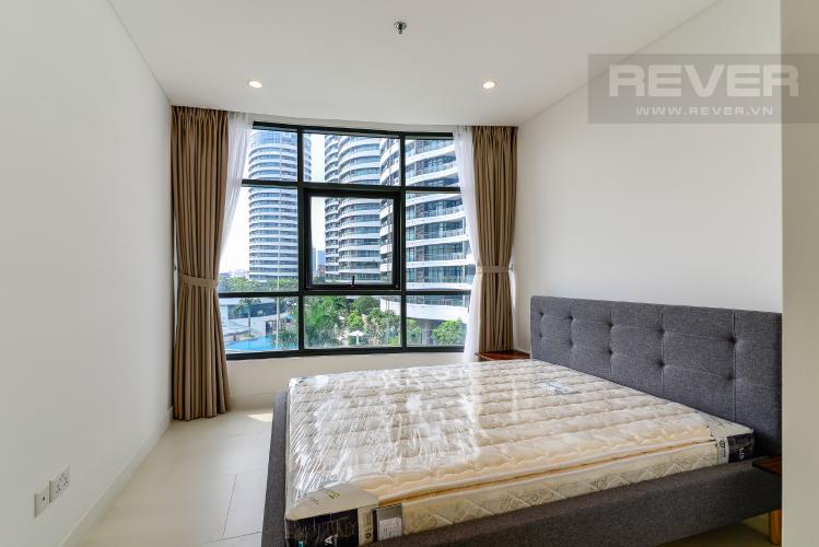 Phòng Ngủ 1 Cho thuê căn hộ City Garden tầng thấp, 3PN đầy đủ nội thất, có thể dọn vào ở ngay