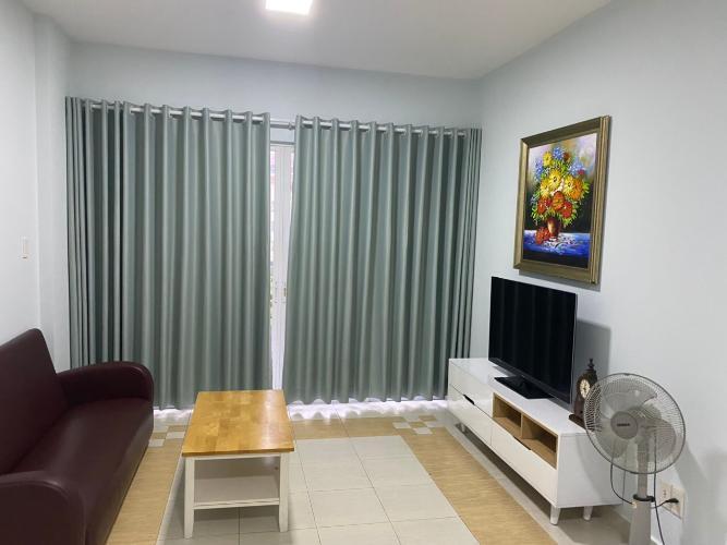 Bán căn hộ view nội khu - An Viên Apartment, 2 phòng ngủ, diện tích 76.6m2, đầy đủ nội thất.