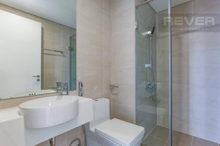Phòng Tắm 2 Bán căn hộ Masteri Millennium tầng trung, 2PN, view hồ bơi và toàn cảnh thành phố