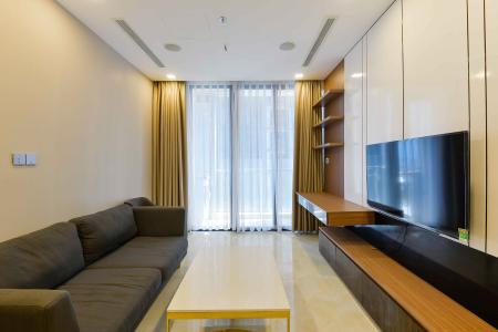 Bán căn hộ Vinhomes Golden River 1PN, đầy đủ nội thất, view trực diện sông Sài Gòn