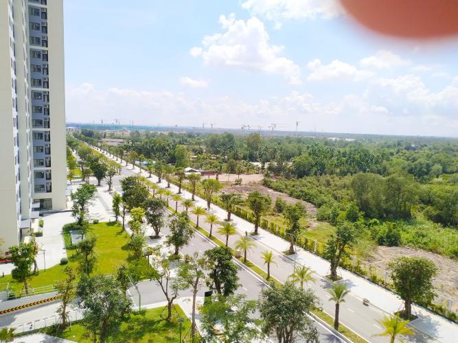 View từ căn hộ Vinhomes Grand Park Căn hộ Vinhomes Grand Park, tiện ích đa dạng, nội thất cơ bản.