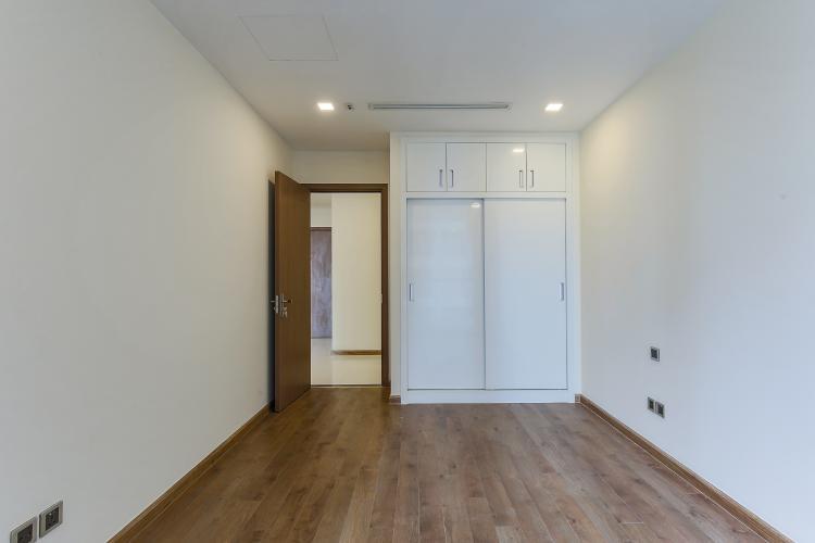 Phòng Ngủ 2 Căn hộ Vinhomes Central Park 2 phòng ngủ tầng trung P3 view hồ bơi