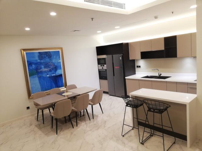 Phòng bếp , Căn hộ Sarica Condominium , Quận 2 Căn hộ Sarica Condominium view thành phố, nội thất đầy đủ hiện đại.
