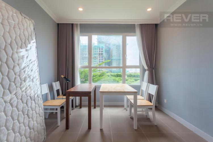 Phòng Ngủ 2 Căn hộ Vista Verde tầng thấp, tháp T1, 2 phòng ngủ, full nội thất