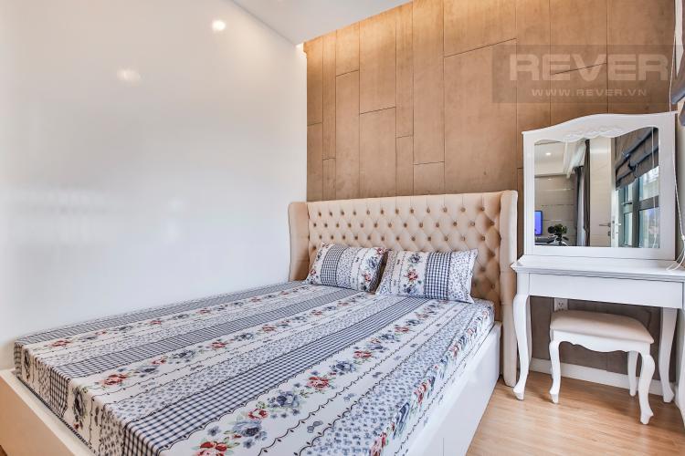 Phòng Ngủ 1 Căn góc Masteri Thảo Điền 3 phòng ngủ tầng trung tòa T5