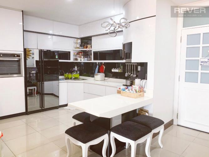 Phòng Bếp Bán căn hộ Him Lam Riverside 3PN, tầng thấp, diện tích 145m2, đầy đủ nội thất