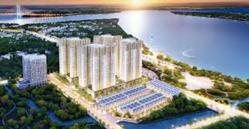 Bán căn hộ Q7 Saigon Riverside 1PN, tầng 25, tháp Saturn, chưa bàn giao