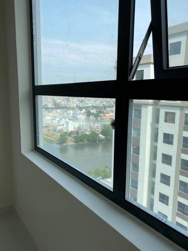 View căn hộ Green River, Quận 8 Căn hộ tầng 17 chung cư Green River view nội khu thoáng mát.