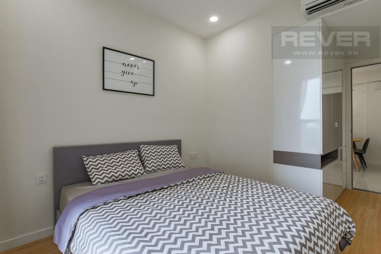 Phòng Ngủ 2 Căn hộ Masteri Millennium tầng cao block B, 2PN, nội thất đầy đủ, view kênh