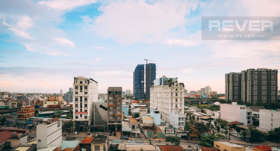 View 1 Bán căn hộ Luxcity tầng trung, 2PN, đầy đủ nội thất, view đẹp