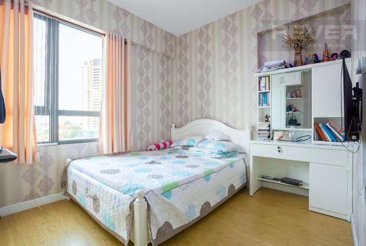 Phòng Ngủ 1 Căn hộ Masteri Thảo Điền 2 phòng ngủ tầng thấp T3 đầy đủ tiện nghi