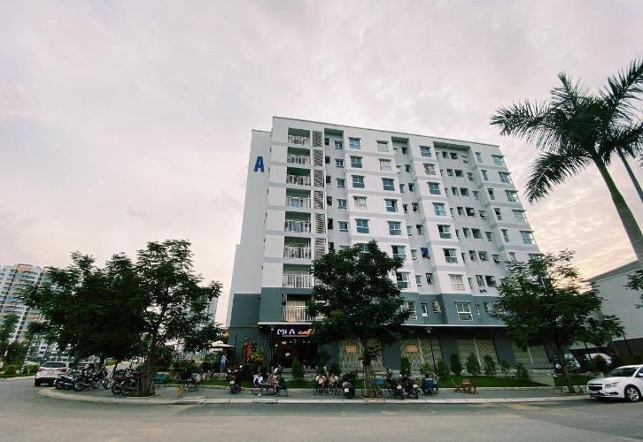 Ehome S Nam Sài Gòn, Bình Chánh Căn hộ Ehome S Nam Sài Gòn tầng trung, bàn giao đầy đủ nội thất.