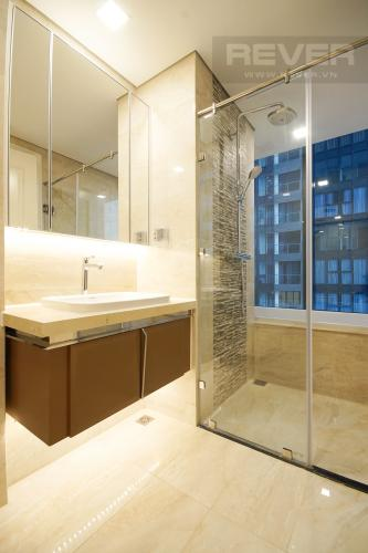 Phòng Tắm 2 Bán hoặc cho thuê căn hộ Vinhomes Golden River 3PN, tầng thấp, tháp The Aqua 2, nội thất cơ bản