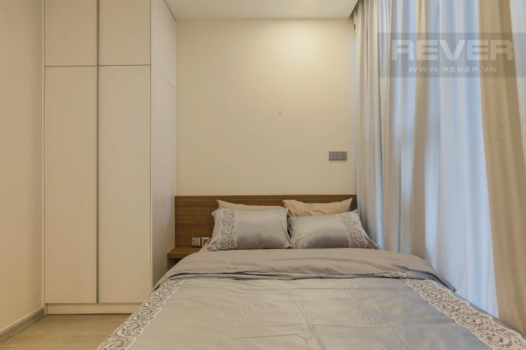 Phòng Ngủ 2 Căn hộ Vinhomes Golden River tầng tháp, 2PN đầy đủ nội thất
