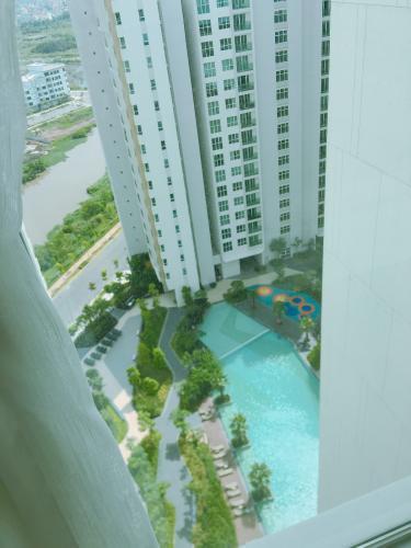 View Sadora Apartment, Quận 2 Căn hộ Sadora Apartment tầng trung, view thành phố lung linh.