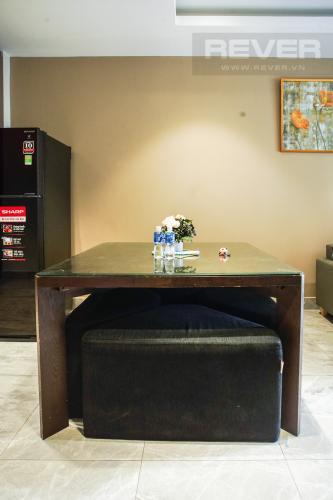 Phòng Ăn Cho thuê căn hộ Sunrise Riverside 2PN, diện tích 70m2, đầy đủ nội thất, view hồ bơi