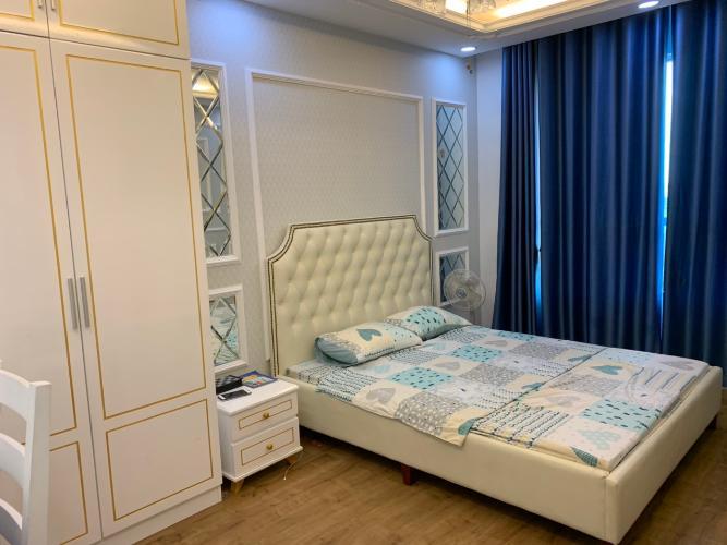 Phòng ngủ , Căn hộ The Krista , Quận 2 Căn hộ chung cư The Krista cửa chính hướng Nam, đầy đủ nội thất hiện đại.
