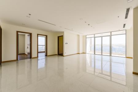 Căn hộ Vinhomes Central Park 4 phòng ngủ tầng cao P2 view sông