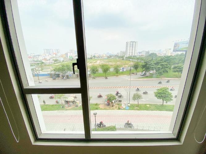 View Sunrise Cityview Quận 7 Căn hộ Officetel Sunrise City View nội thất cơ bản, view thành phố.