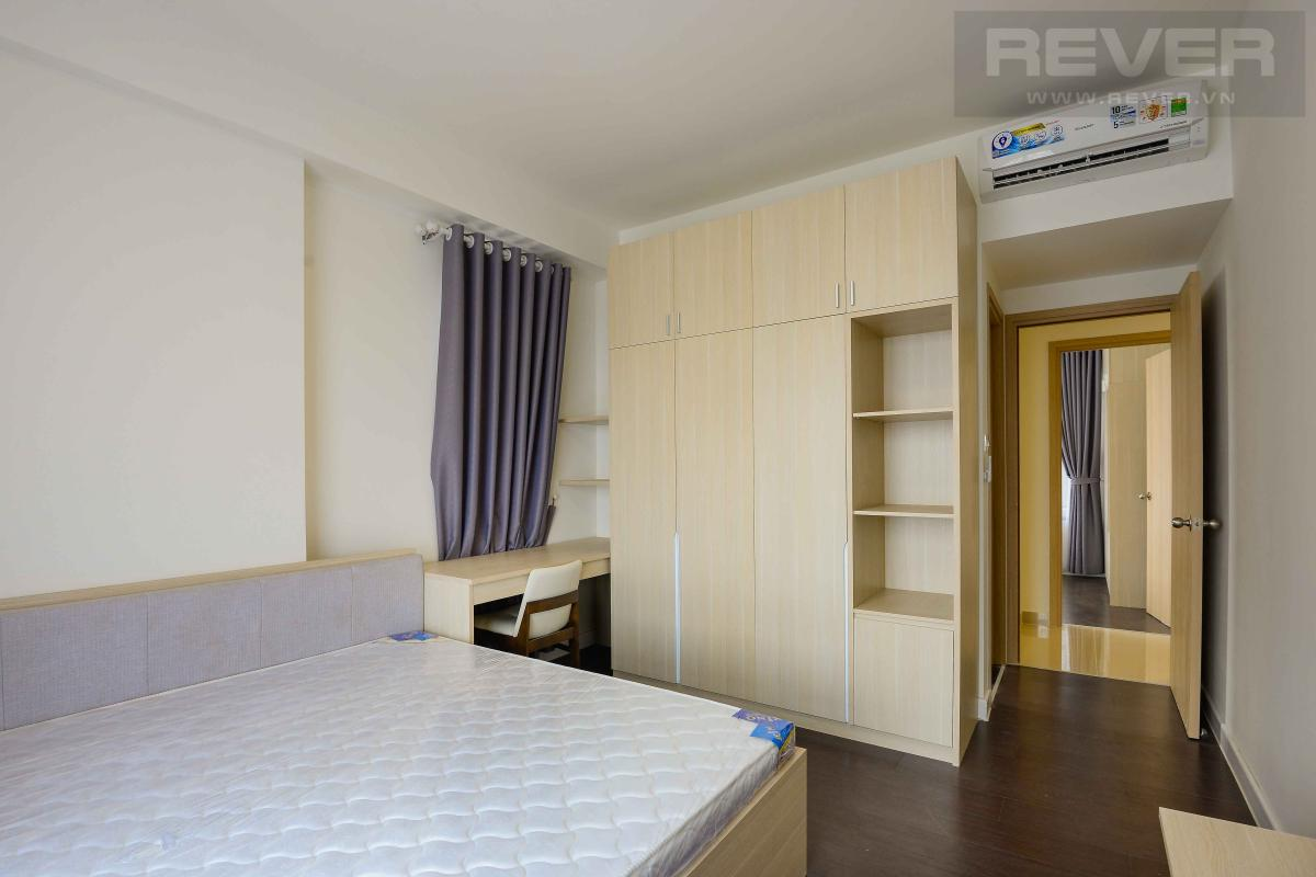Phòng ngủ 1 Cho thuê căn hộ The Sun Avenue 3PN, tầng 18, block 5, là căn góc, đầy đủ nội thất, view thoáng