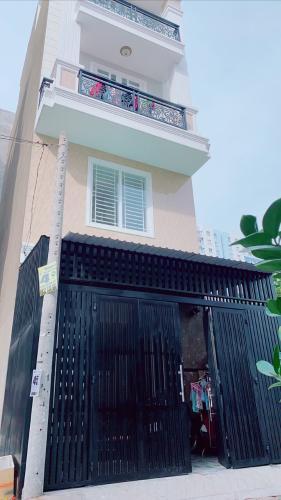 Bán nhà phố hẻm 261 đường Chu Văn An, phường 12 quận Bình Thạnh, diện tích đất 64.6m2
