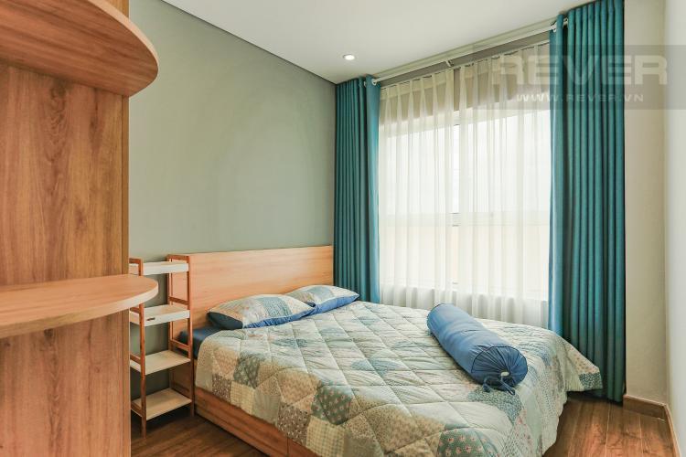 Phòng Ngủ 2 Căn hộ Dragon Hill 2 tầng thấp, 2 phòng ngủ, full nội thất