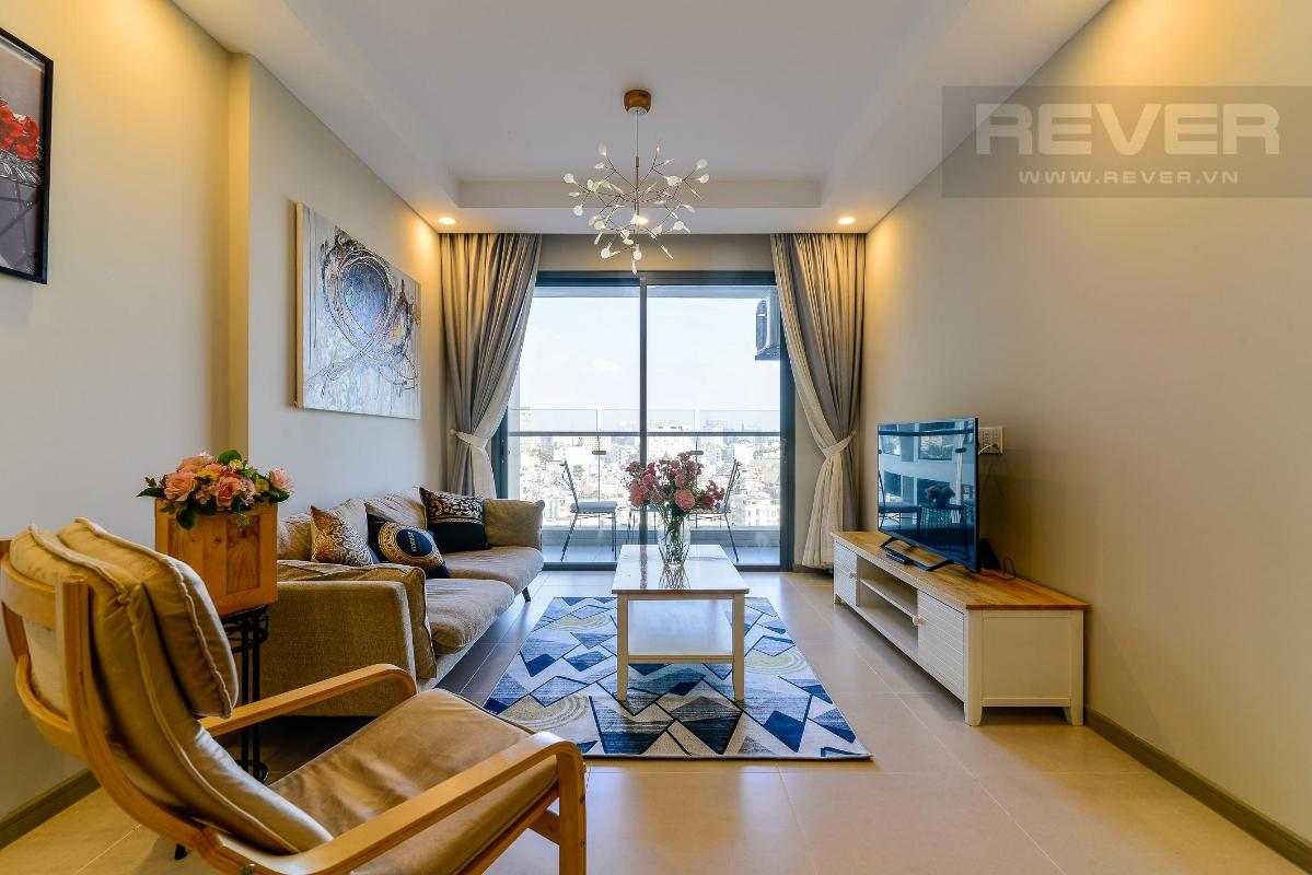 d3b3a9098b026d5c3413 Cho thuê căn hộ The Gold View 2PN, tầng thấp, diện tích 91m2, đầy đủ nội thất, view thành phố và hồ bơi