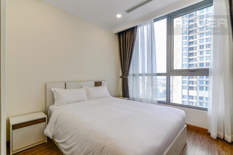 Phòng Ngủ 2 Bán căn hộ Vinhomes Central Park 2PN, đầy đủ nội thất, có thể dọn vào ở ngay