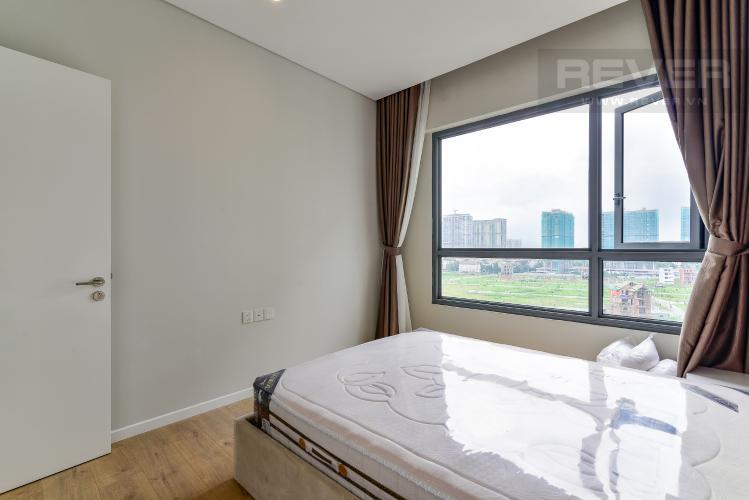 Phòng Ngủ Cho thuê căn hộ Diamond Island - Đảo Kim Cương 1PN, tầng thấp, đầy đủ nội thất, view hồ bơi