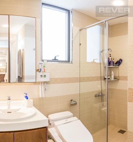 Phòng Tắm 2 Bán căn hộ RiverGate Residence 2PN, tầng cao, đầy đủ nội thất, view sông Sài Gòn
