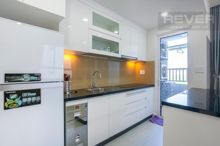 Bếp Bán hoặc cho thuê căn hộ Lexington Residence tầng trung, 1PN, đầy đủ nội thất