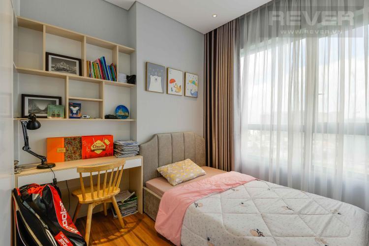Phòng Ngủ 2 Bán căn hộ Diamond Island - Đảo Kim Cương 3PN, tầng cao, đầy đủ nội thất, view sông đón gió