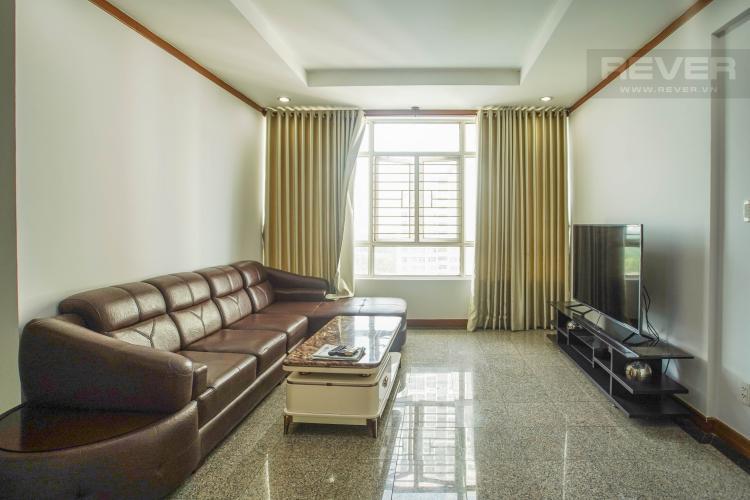 Cho thuê căn hộ Phú Hoàng Anh 3 phòng ngủ, diện tích 128m2, đầy đủ nội thất