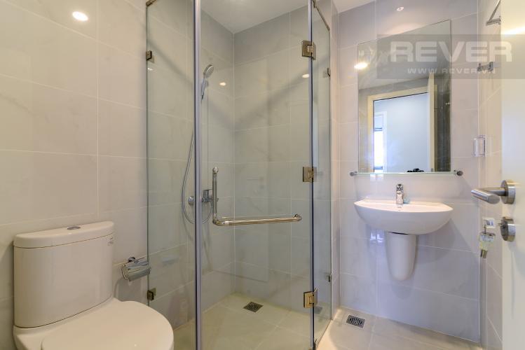Phòng Tắm 1 Cho thuê căn hộ Masteri An Phú 2PN, tầng thấp, tháp B, view Xa lộ Hà Nội
